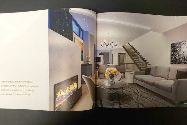 Marson Brochure Design by Boltis