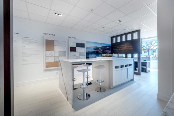 Presentation Centre Residence on Marine West Vancouver By Boltis